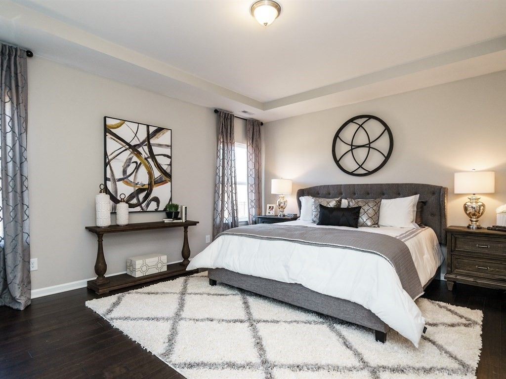 Bedroom featured in The Carlyle By Smith Douglas Homes in Charlotte, NC