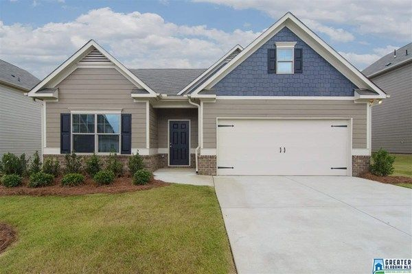 Exterior featured in The Lanier By Smith Douglas Homes in Birmingham, AL