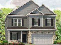 The Buffington - Blackwell Meadows: Jasper, Alabama - Smith Douglas Homes