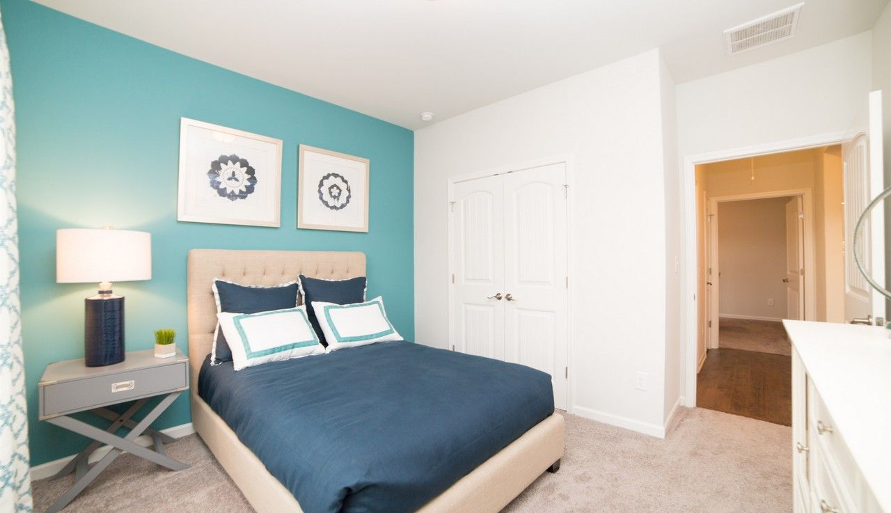 Bedroom featured in The Lanier By Smith Douglas Homes in Nashville, TN