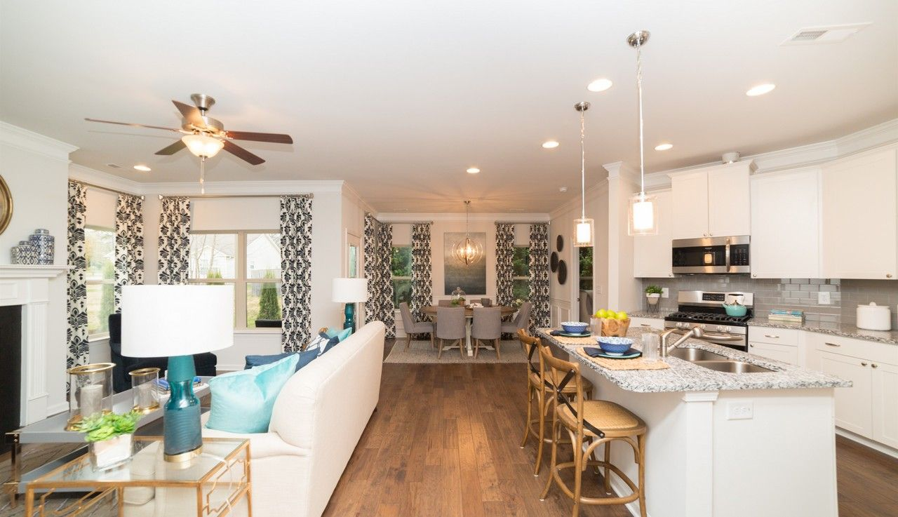 Living Area featured in The Lanier By Smith Douglas Homes in Nashville, TN