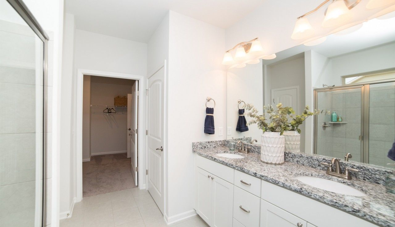 Bathroom featured in The Lanier By Smith Douglas Homes in Nashville, TN