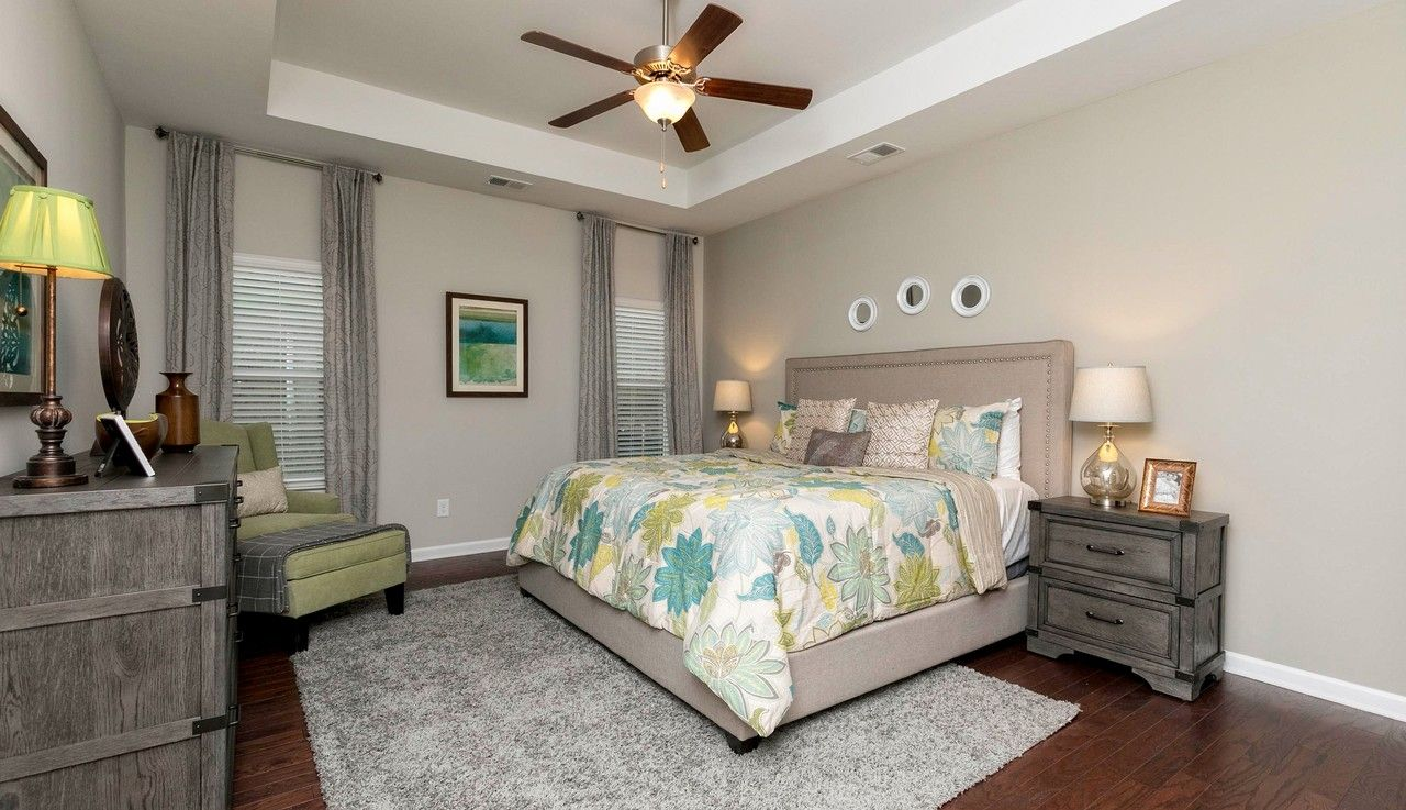 Bedroom featured in The Bayfield By Smith Douglas Homes in Anniston, AL