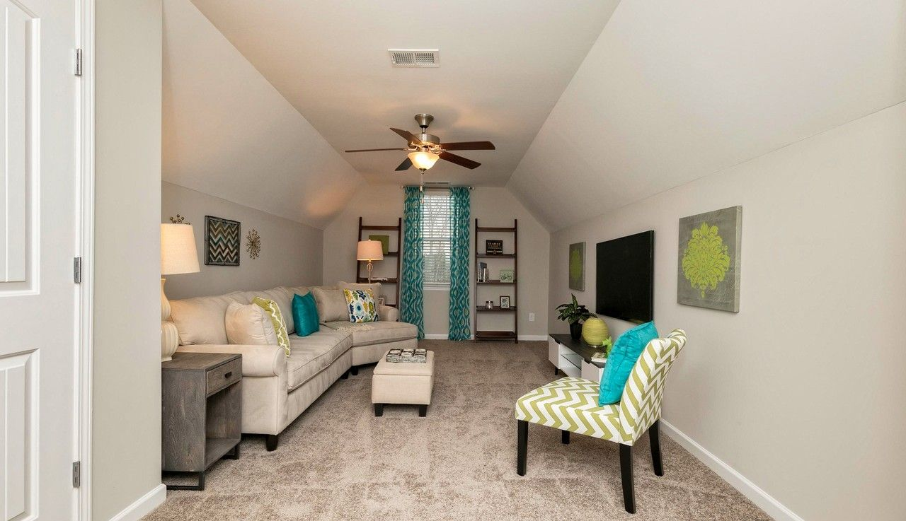 Living Area featured in The Bayfield By Smith Douglas Homes in Anniston, AL
