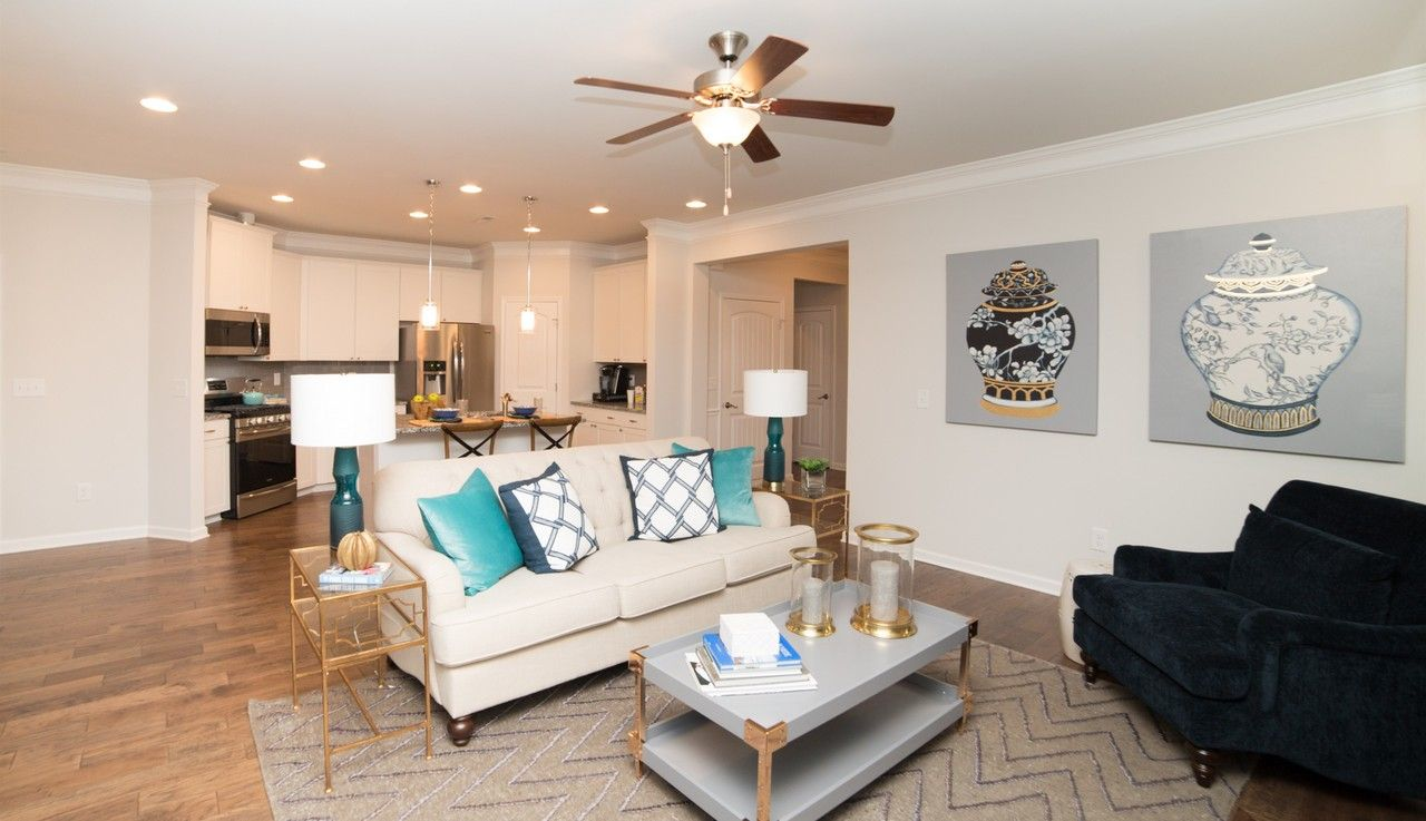 Living Area featured in The Lanier By Smith Douglas Homes in Anniston, AL