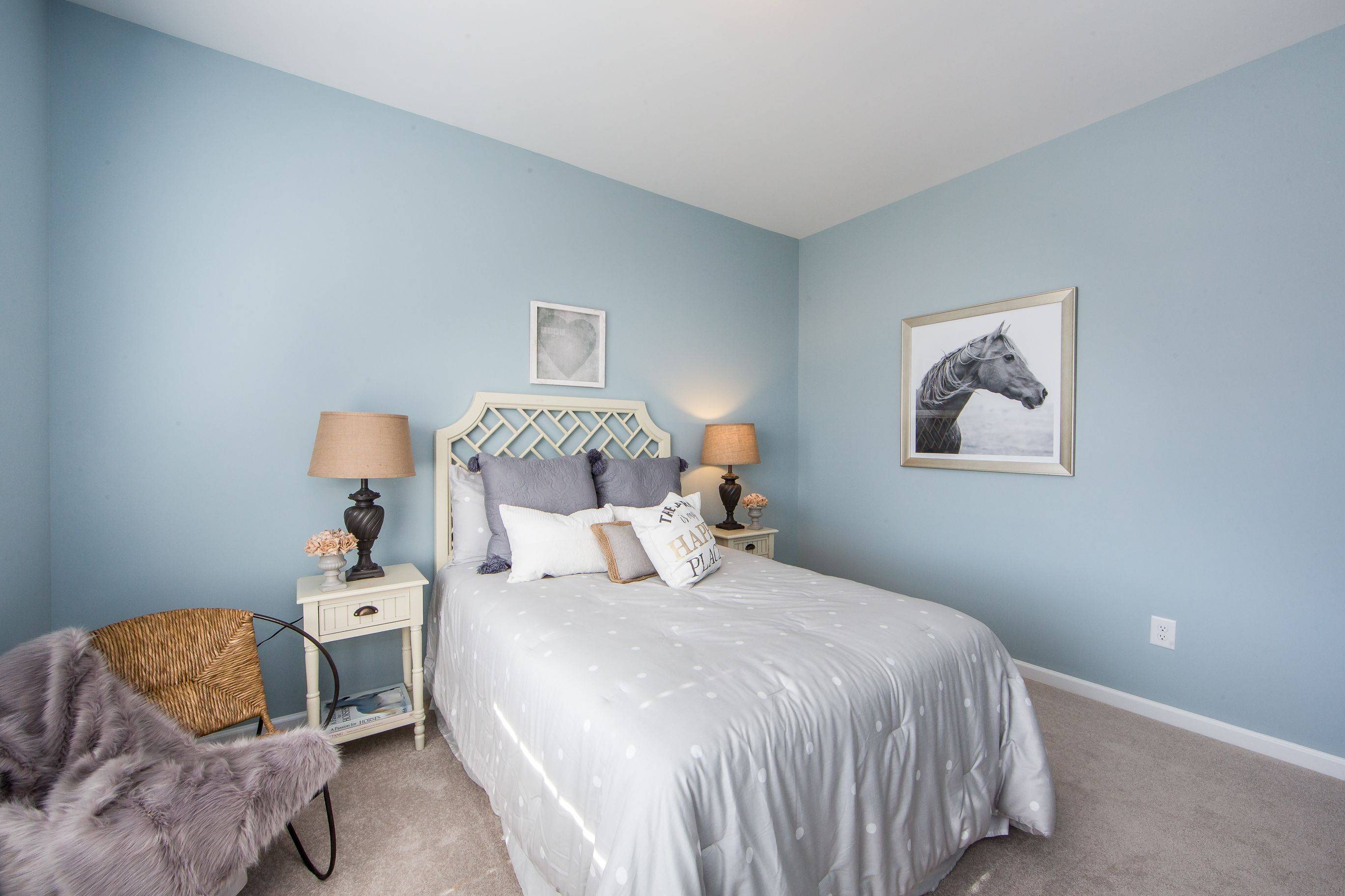Bedroom featured in The Buffington By Smith Douglas Homes in Nashville, TN