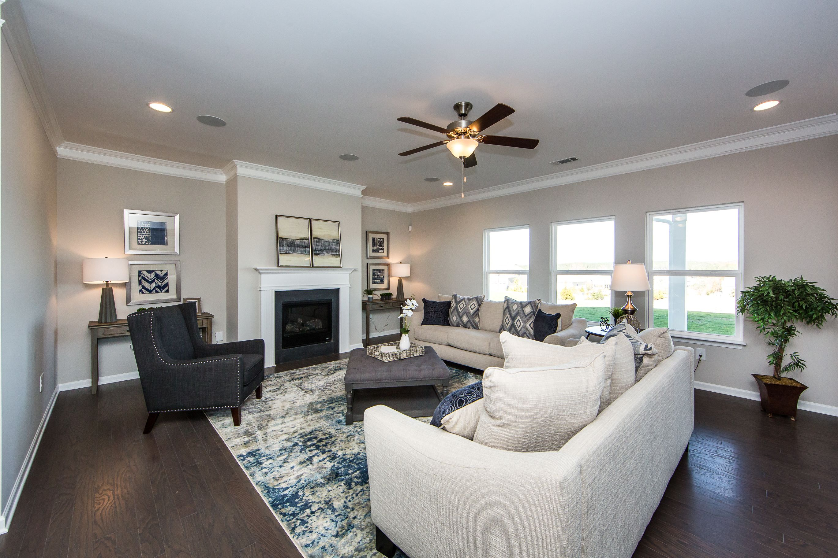 Living Area featured in The Buffington By Smith Douglas Homes in Birmingham, AL