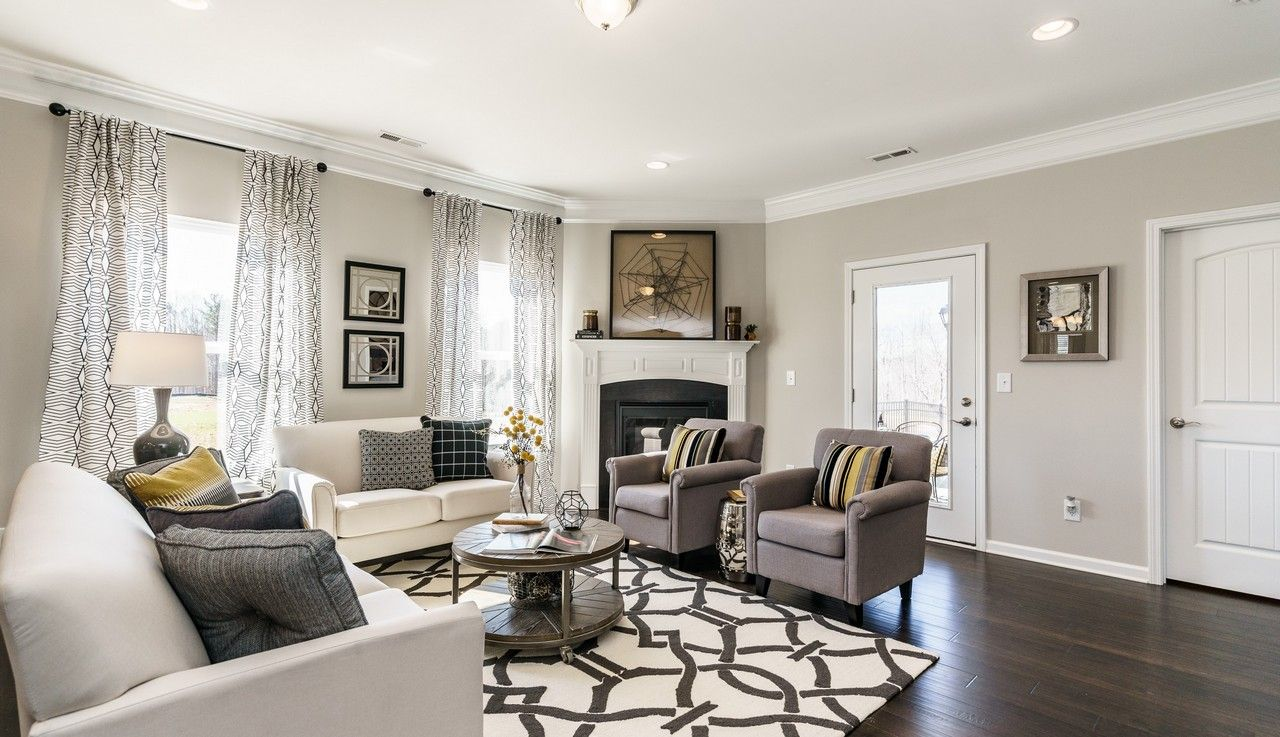 Living Area featured in The Carlyle By Smith Douglas Homes in Anniston, AL