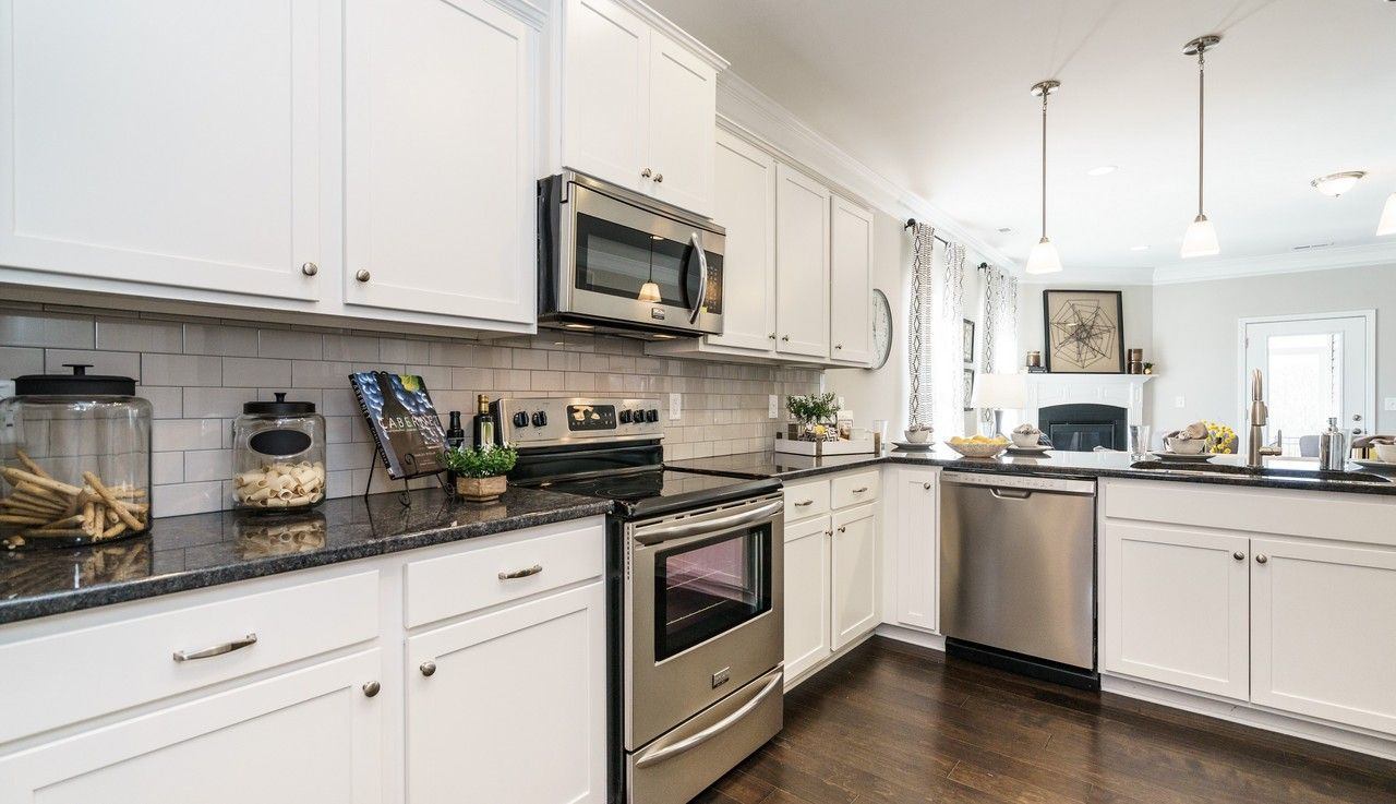 Kitchen featured in The Carlyle By Smith Douglas Homes in Birmingham, AL