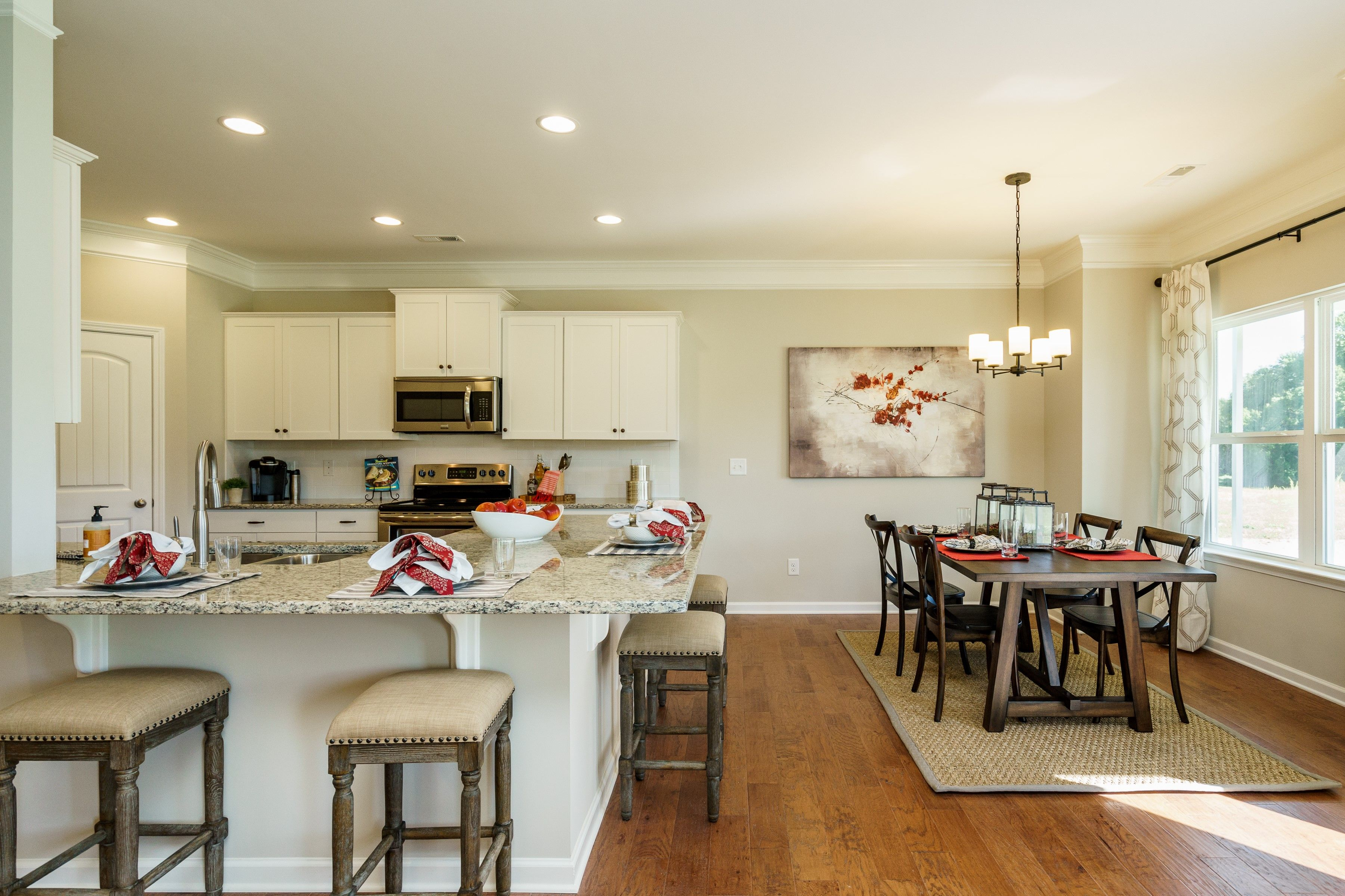 Kitchen featured in The McIntosh By Smith Douglas Homes in Birmingham, AL