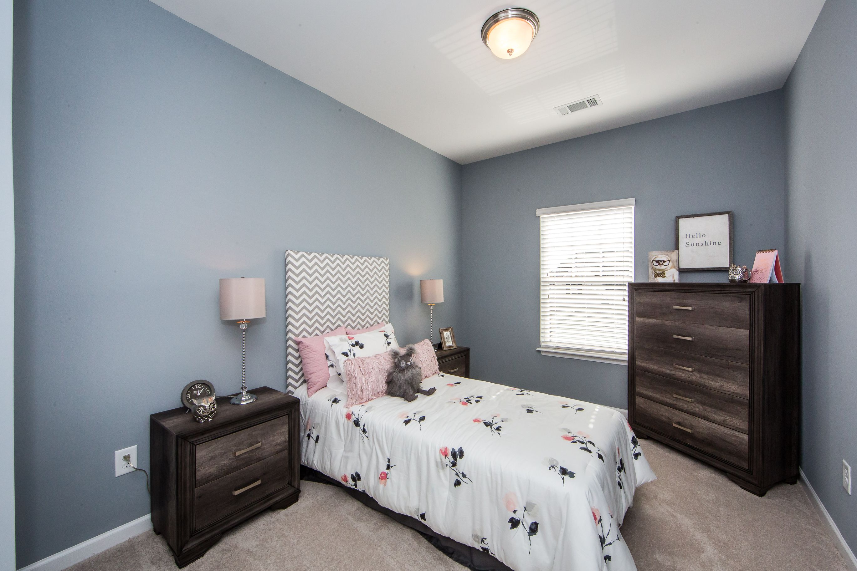 Bedroom featured in The Buffington By Smith Douglas Homes in Charlotte, NC