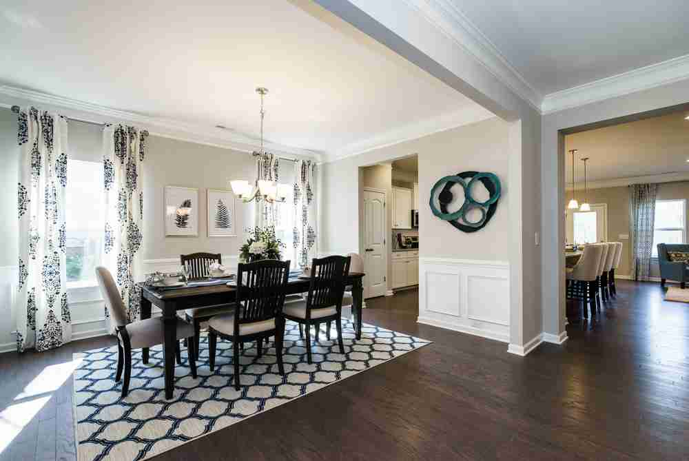 The Avery Home Plan By Smith Douglas Homes In Locust Town Center