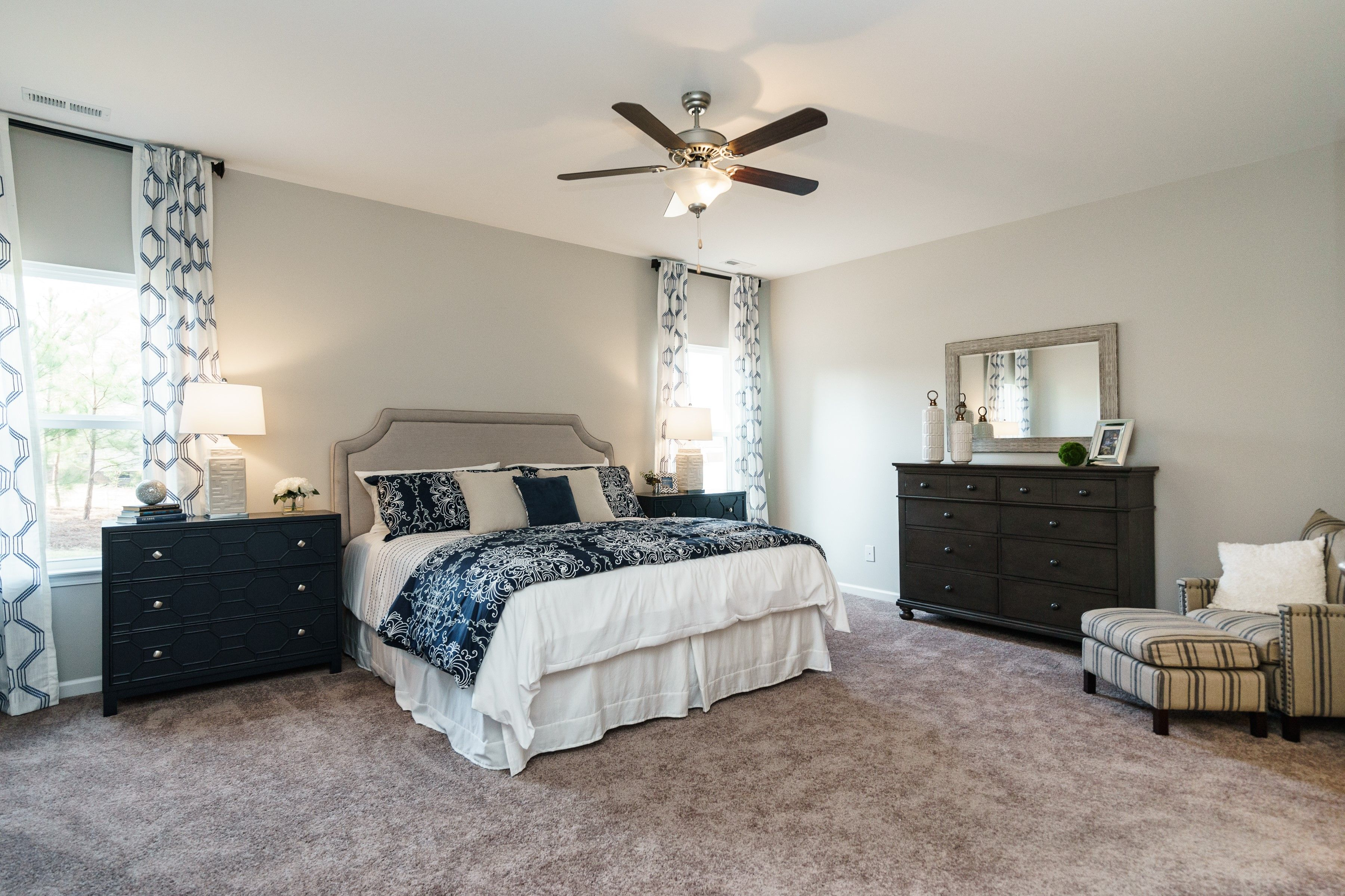 Bedroom featured in The Avery By Smith Douglas Homes in Charlotte, NC