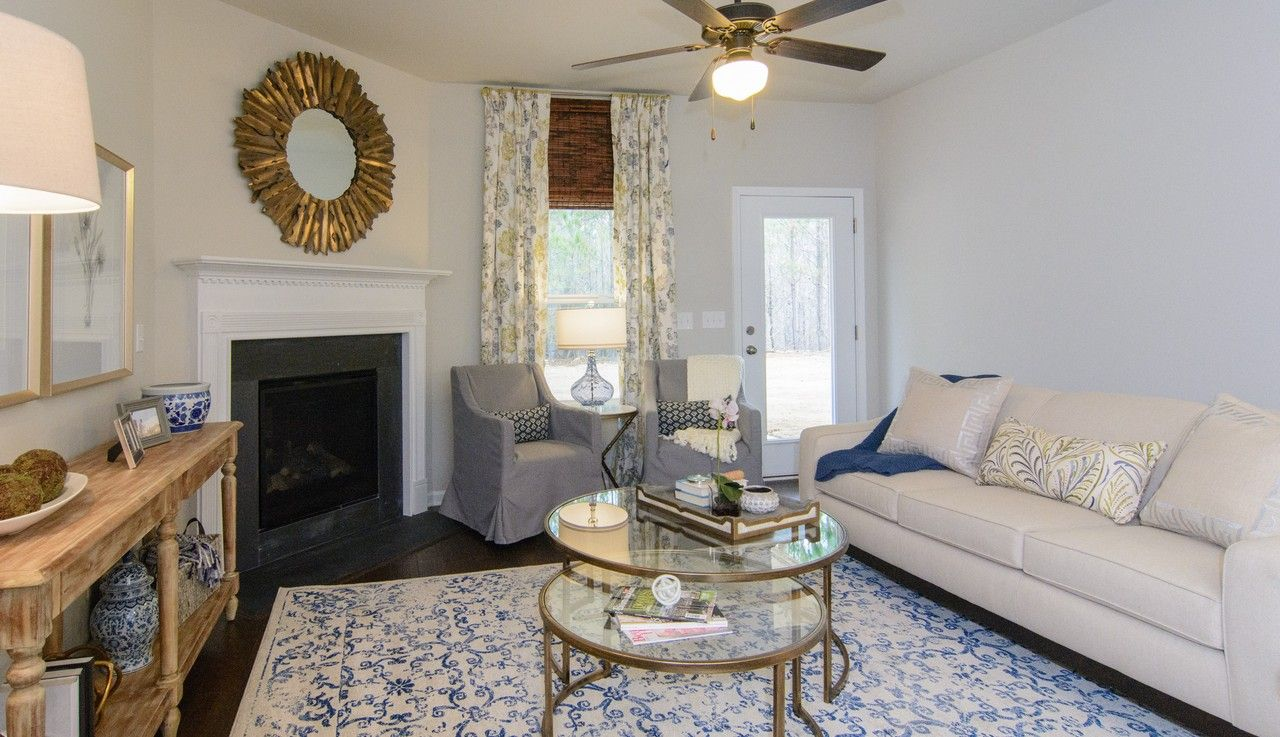 Living Area featured in The Addison By Smith Douglas Homes in Nashville, TN