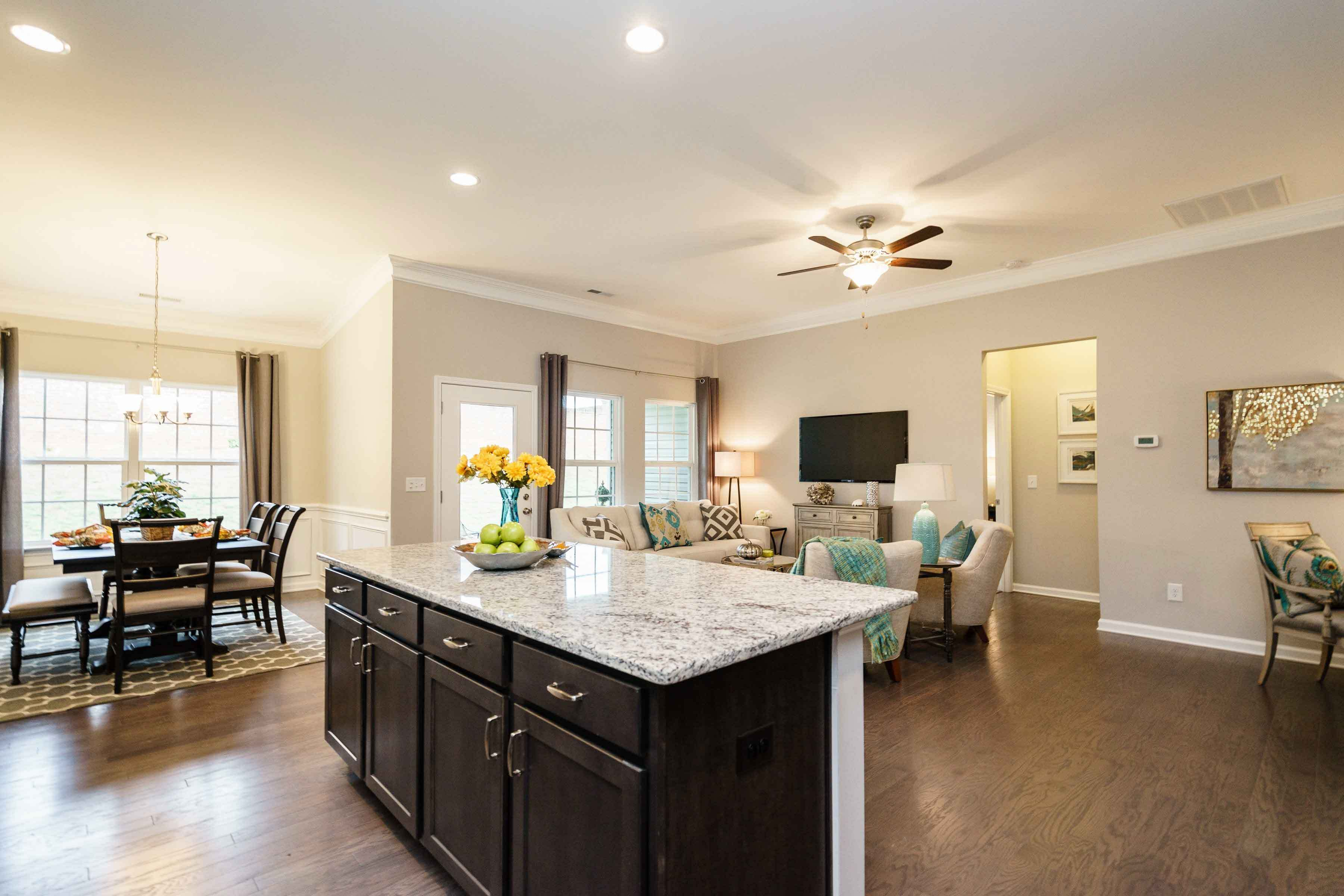 Living Area featured in The Bayfield By Smith Douglas Homes in Nashville, TN