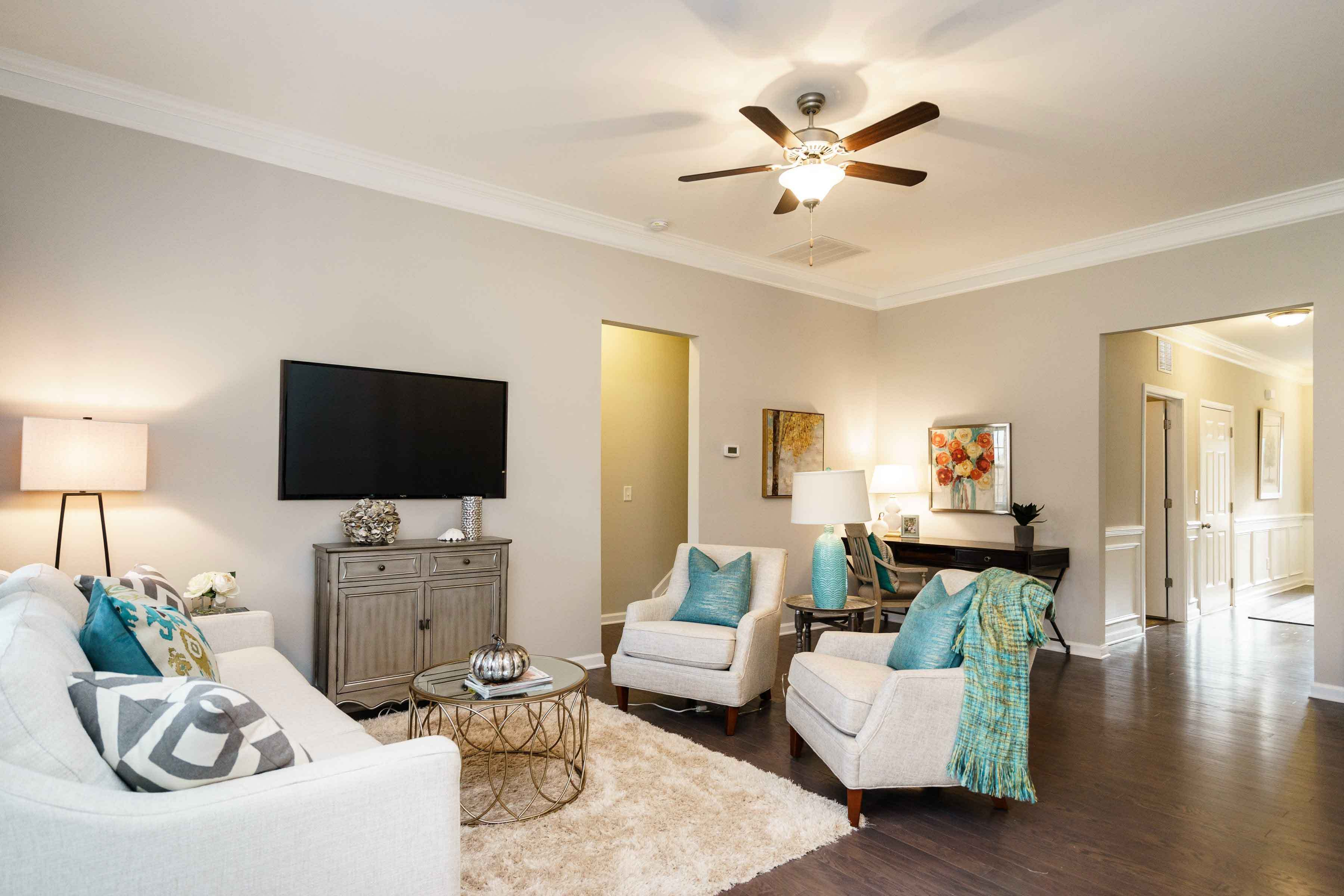 Living Area featured in The Bayfield with Bonus By Smith Douglas Homes in Nashville, TN
