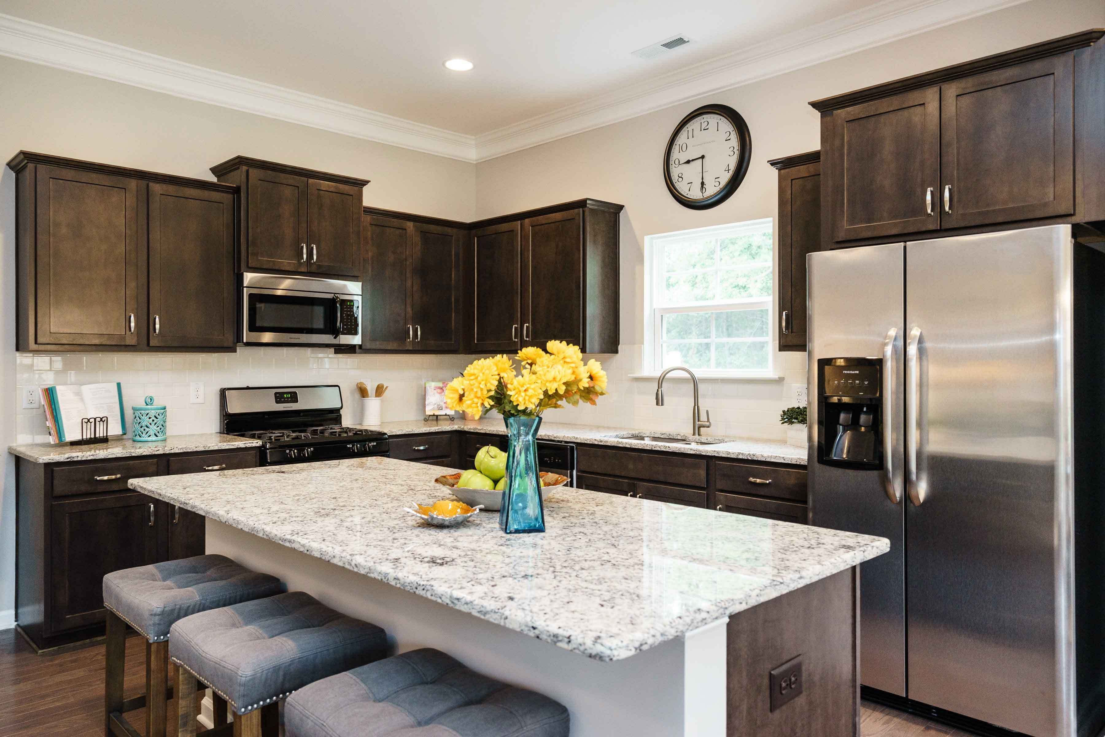 Kitchen featured in The Bayfield with Bonus By Smith Douglas Homes in Nashville, TN