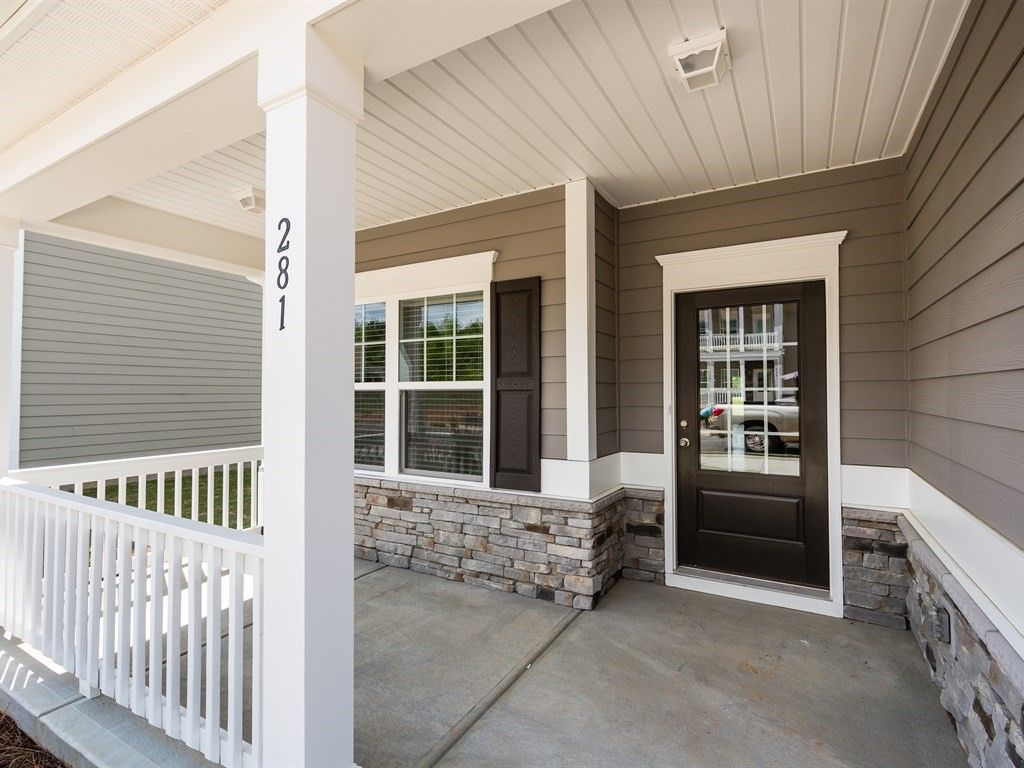 Exterior featured in The Westchester By Smith Douglas Homes in Charlotte, NC