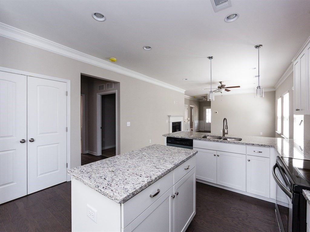 Kitchen featured in The Westchester By Smith Douglas Homes in Charlotte, NC