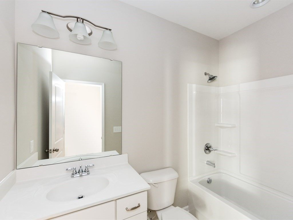 Bathroom featured in The Westchester By Smith Douglas Homes in Charlotte, NC