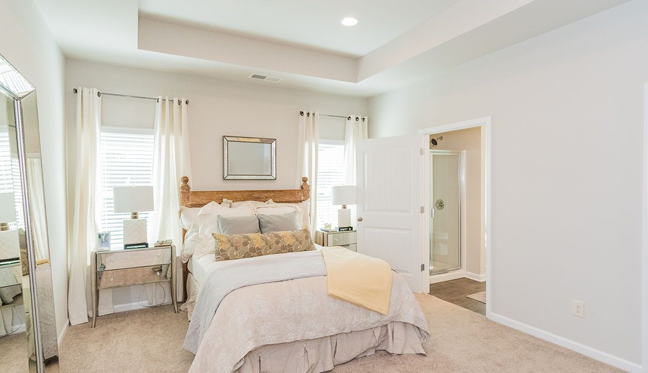 Bedroom featured in The Lathem By Smith Douglas Homes in Birmingham, AL