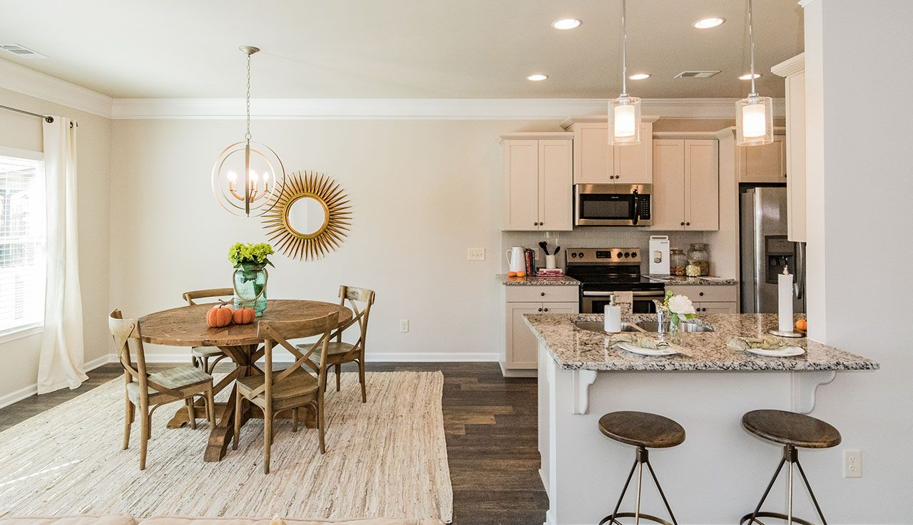 Kitchen featured in The Lathem By Smith Douglas Homes in Birmingham, AL