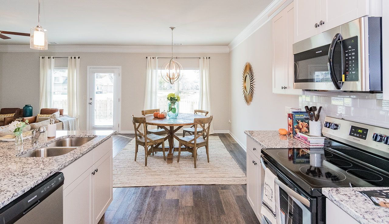 Kitchen featured in The Lathem By Smith Douglas Homes in Anniston, AL