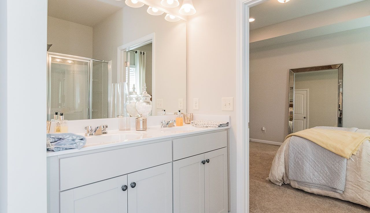Bathroom featured in The Lathem By Smith Douglas Homes in Anniston, AL