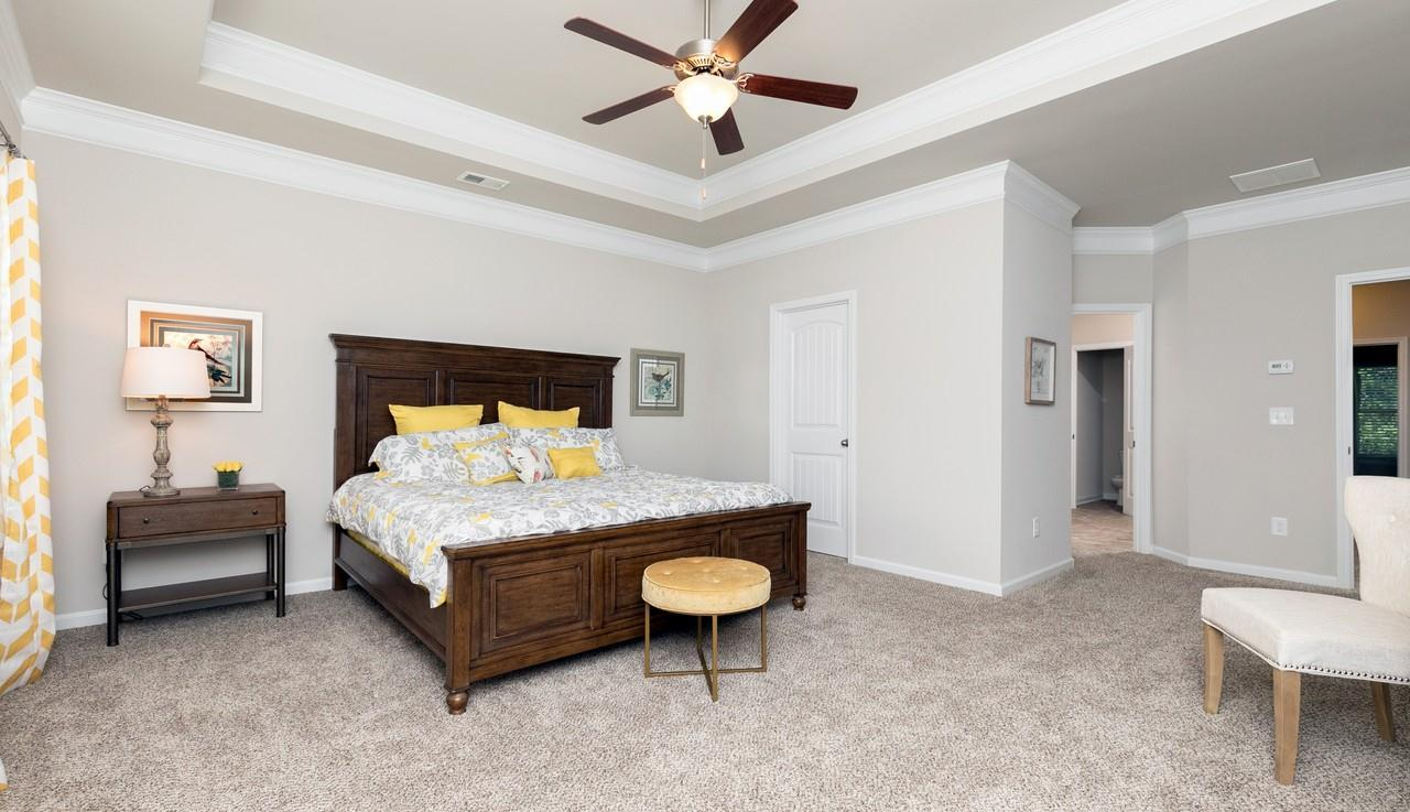 Bedroom featured in The Oxford D By Smith Douglas Homes in Atlanta, GA