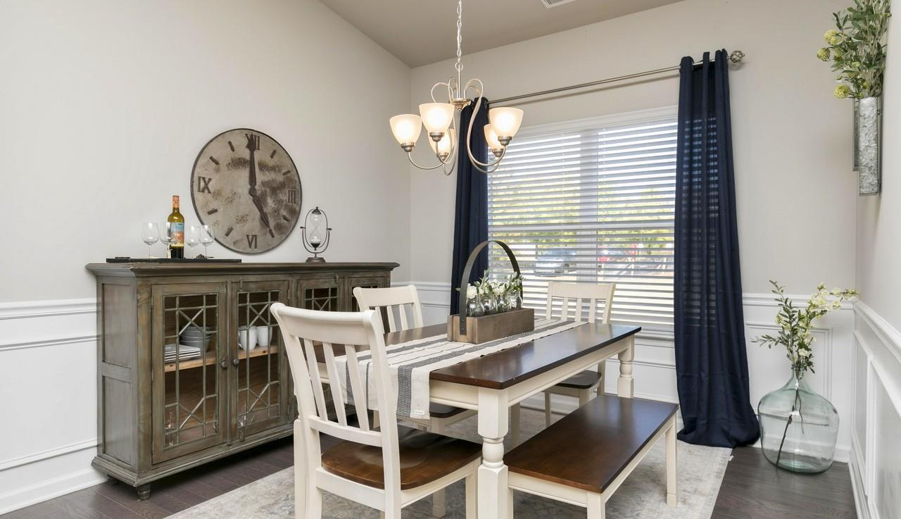 Kitchen featured in The Bayfield By Smith Douglas Homes in Atlanta, GA