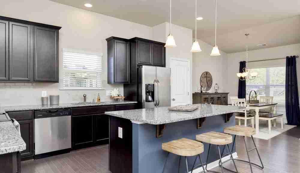 The Bayfield - Kitchen