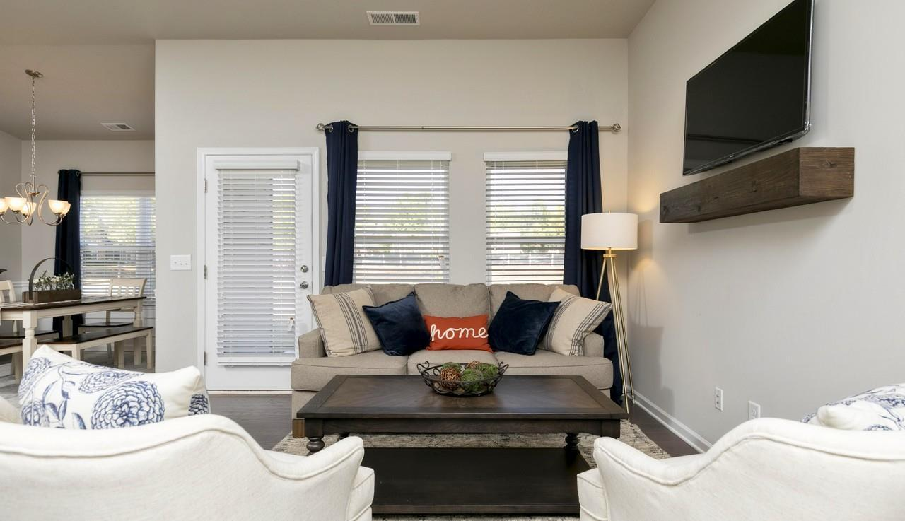 Living Area featured in The Bayfield By Smith Douglas Homes in Chattanooga, GA