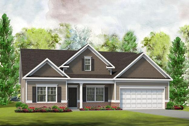 Abbington Woods In Belmont, NC, New Homes & Floor Plans By