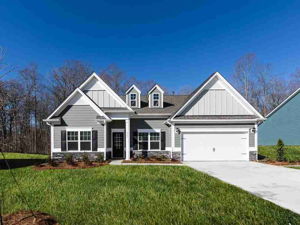The Avery Home Plan By Smith Douglas Homes In River Park