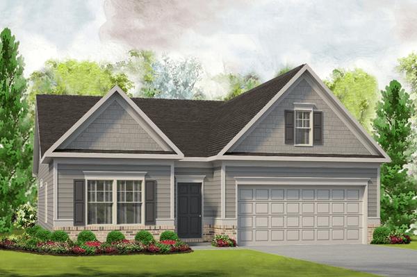 New Homes Clayton NC | Knolls at the Neuse | Smith Douglas