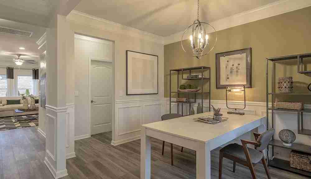 Buffington Study / Dining Room