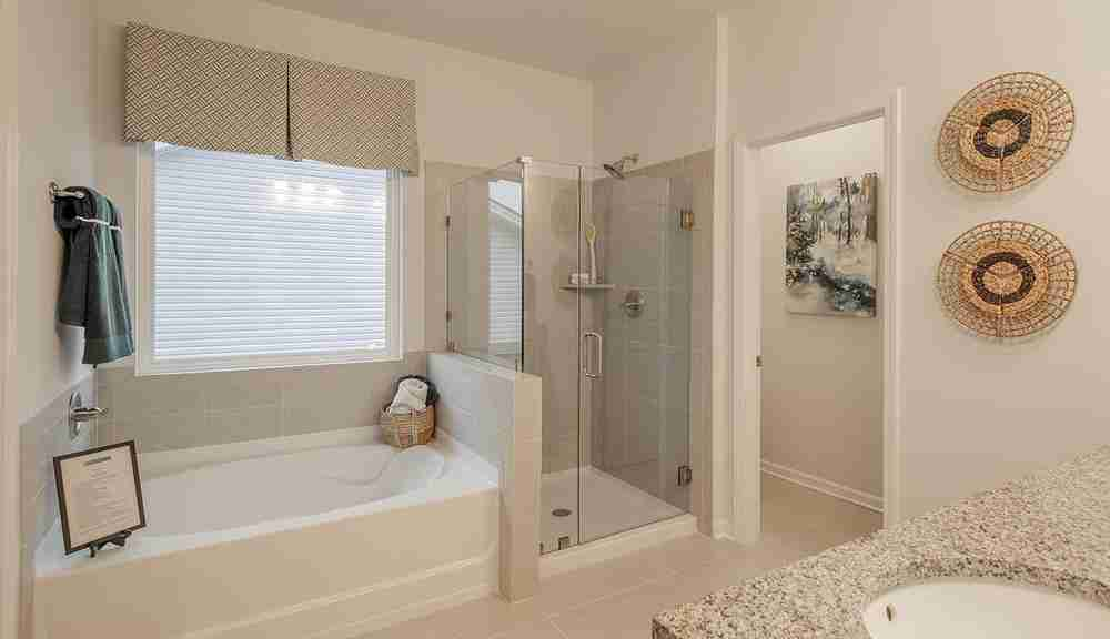 Buffington Owner's Bath