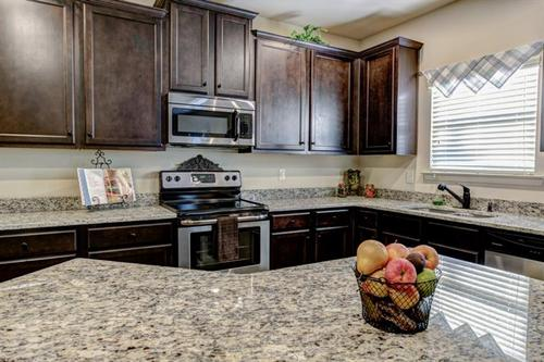 Kitchen-in-The McPherson-at-Wingfoot Park-in-Cartersville