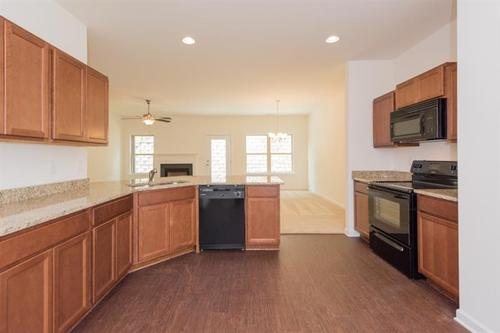 Kitchen-in-The Pruitt-at-Wingfoot Park-in-Cartersville