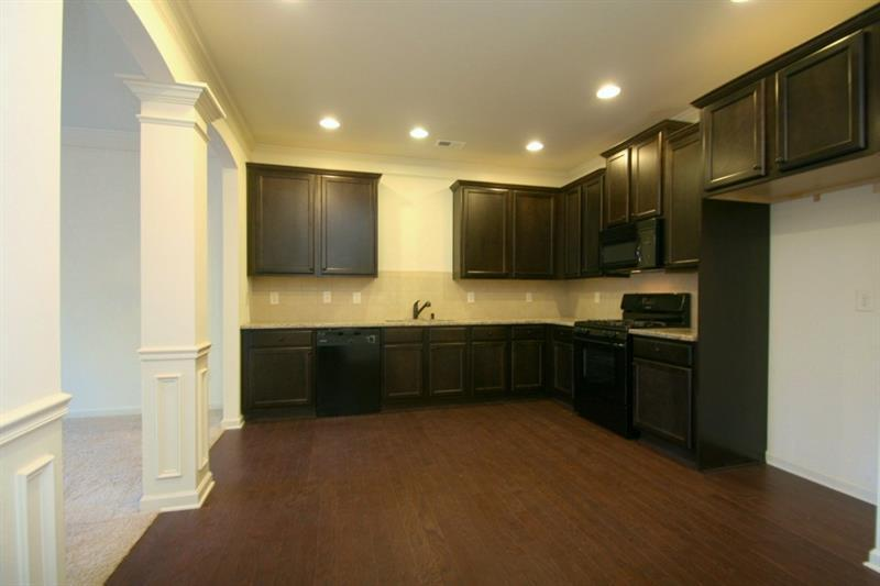 Kitchen-in-The Suwanee-at-Sable Glen-in-Atlanta