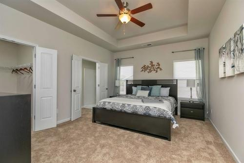 Bedroom-in-The Lathem-at-Woody Farms-in-Adairsville