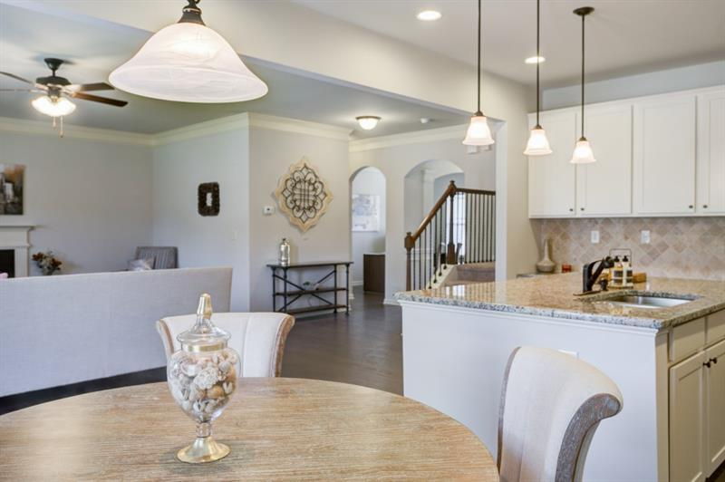 Kitchen-in-The Buffington-at-Barrett Chase-in-Dallas
