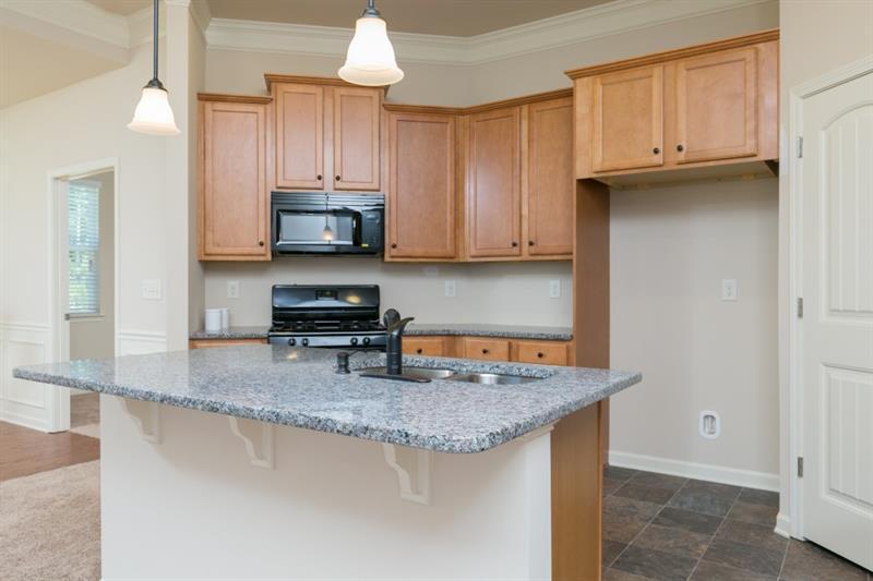 Kitchen-in-The Lanier-at-Prescott Point-in-Canton