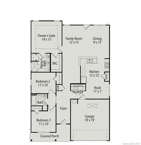Pruitt Floor Plan
