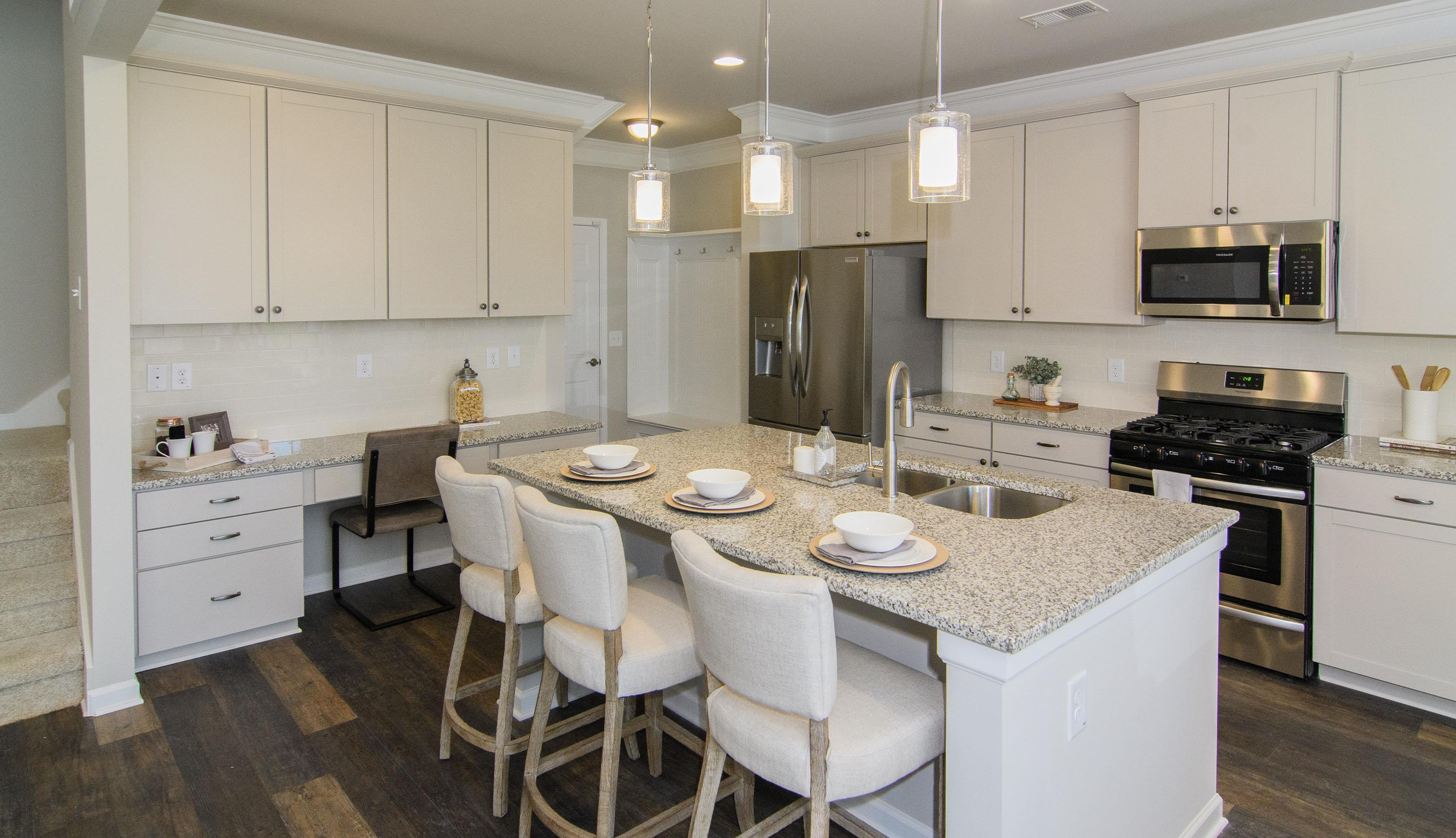 Kitchen featured in The Buffington  By Smith Douglas Homes in Birmingham, AL