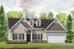 The Avery - River Park: Mount Holly, North Carolina - Smith Douglas Homes