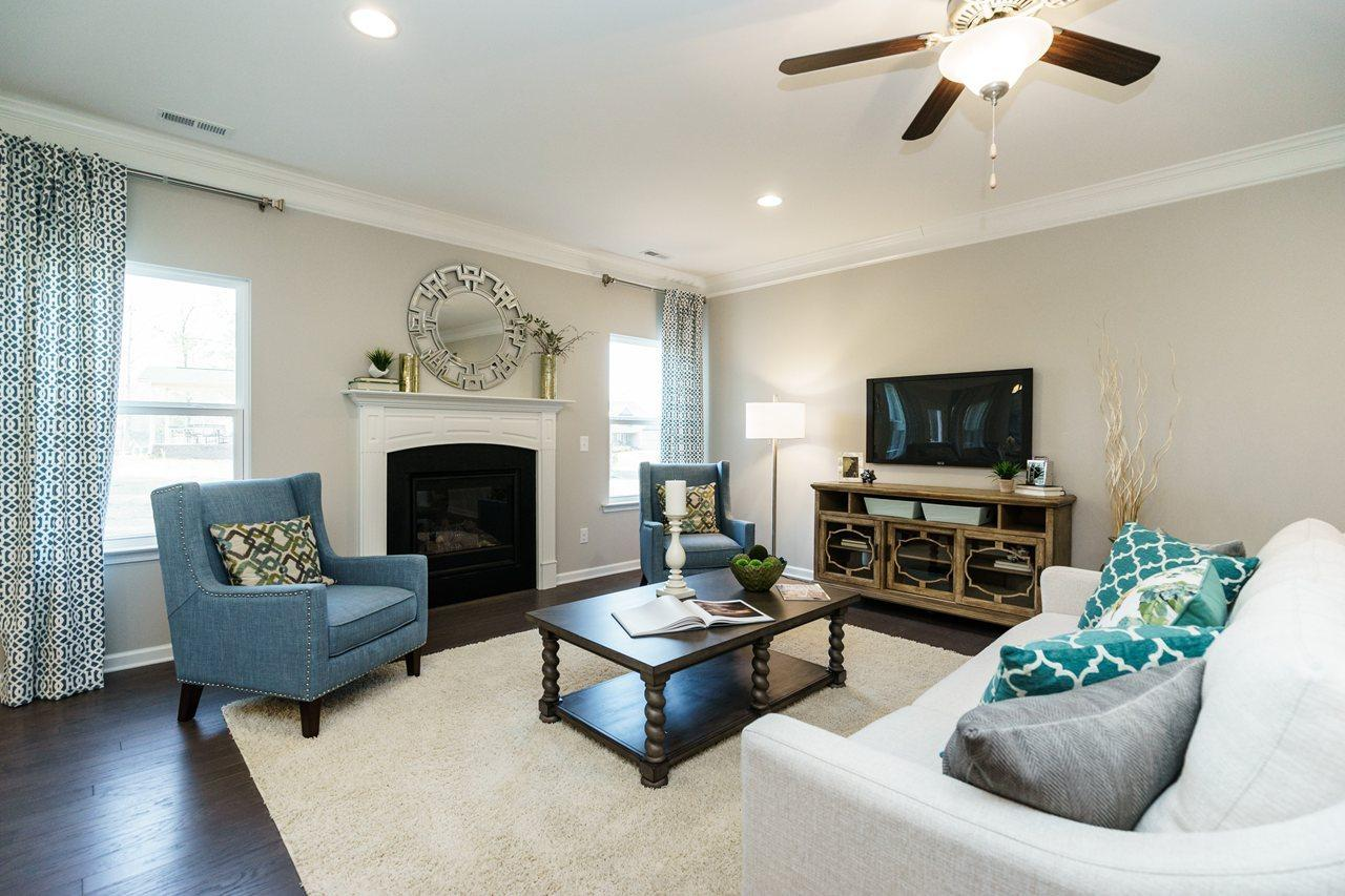 Living Area featured in The Avery By Smith Douglas Homes in Nashville, TN
