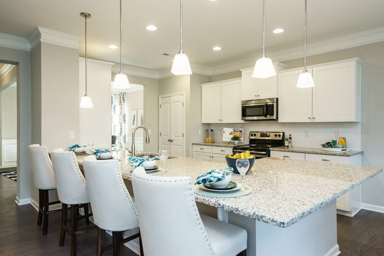 Kitchen featured in The Avery By Smith Douglas Homes in Nashville, TN