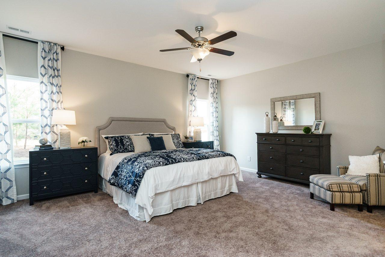 Bedroom featured in The Avery By Smith Douglas Homes in Nashville, TN
