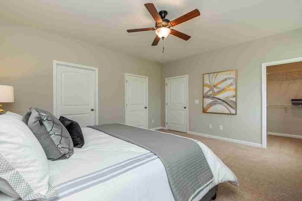 Timberline Oaks Master Bedroom